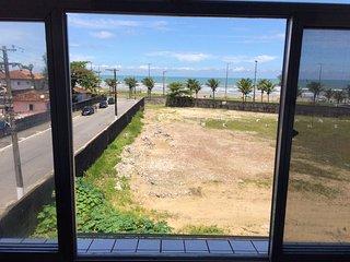 Kit net confortável 80m da praia, Praia Grande
