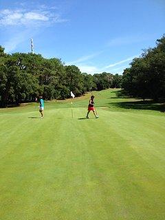 Golf d' Hossegor