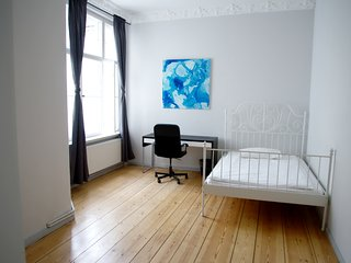 Artist Private Apartment in Berlin Center