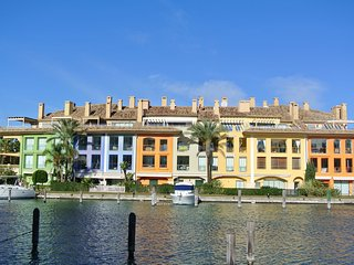 Luxurieus Waterfront Penthouse in Sotogrande Marina