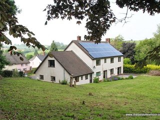 Bridlecott, Monksilver - Sleeps 4 - Exmoor National Park - near The Coleridge