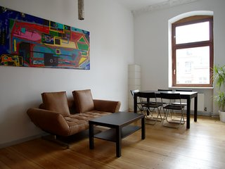 Artist Apartment Rental in Berlin Center