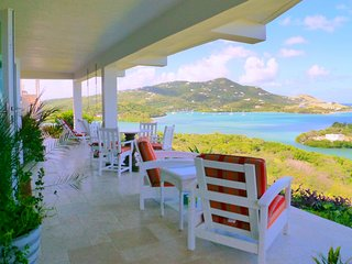 Sailor's Rest, a Romantic and Luxurious Sanctuary, Christiansted