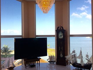 See Belize Panoramic Sea View 2 bedroom apartment, Belize City