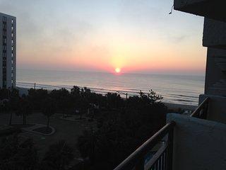 Ocean View Beach Condo