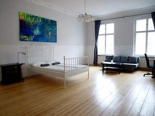 Double Room Vacation Rental Berlin city center