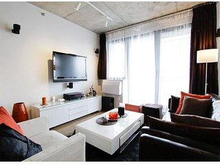 Luxury Furnished Executive Suit / Downtown, Montreal