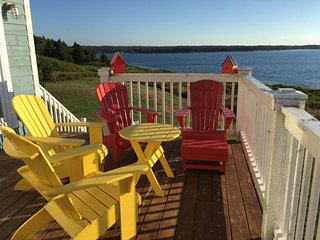 # 6 Broad Cove Oceanfront Cottage, Green Bay  Nova Scotia, LaHave
