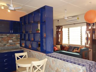 The Comfort Zone: A cozy, self-contained bungalow in Tesano, Accra