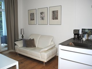 'Appartements an der Therme' mit Küchen