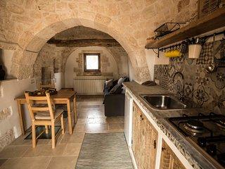 Trullo Mansio, Alberobello
