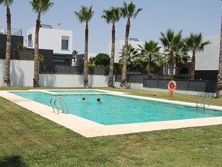 Moderne vakantiewoning op La Finca Golf