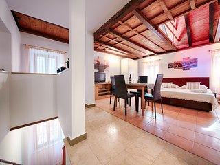 Duplex Studio With Balcony AS, Vis