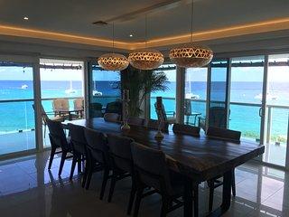Oceanview Luxury Condo Palmar Cozumel 4A