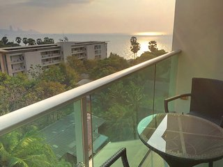 4poolvillas Beach Apartment Wongamat Naklua Pattaya