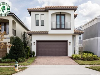 Official Reunion 5-Bedroom Superior Home (LC539T), Kissimmee
