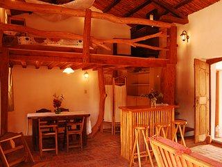 hermosa cabaña céntrica en samaipata, Samaipata