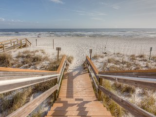 Casa P-Key - Modern Beachfront Condo - Perdido Key Beach - Full of Updated Tech