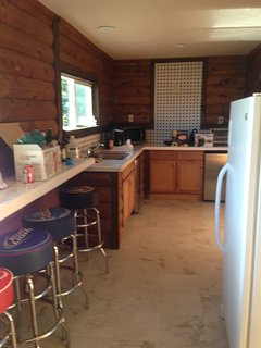 Kitchen for your convenience.