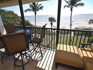 Gulf front 3 bedroom Condo, Sanibel Island