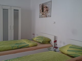 Gästehaus Conny, Heidelberger-Ferienwohnung, 2 Zimmer Maisonette Apartment (5)
