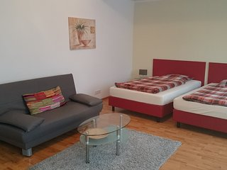 Gästehaus Conny, Heidelberger Ferienwohnung, 2 Zimmer Apartment, EG