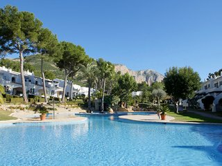 Casa Monte is a Charming, and practical apartment between Javea and Denia.