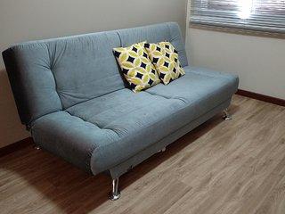Otimo apartamento reformado e climatizado!