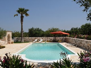 Charming Trullo near Alberobello and the Apulian coast - Trullo Gianna