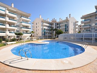 Albir beach /center, heated pool (piscine chaufee), jacuzzi,wifi