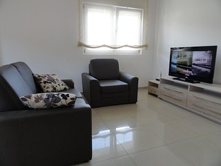 Spacious three-bedroom apartment in centre #S17, Budva