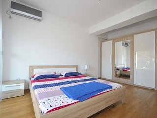 Luxury three bedroom central apartment #335, Budva