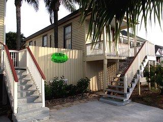 Almost Tropical, Seashell House, Galveston