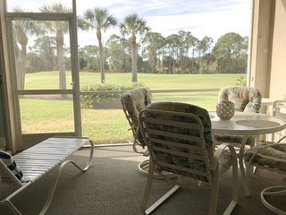 Stoneybrook Country Club Condo Rental 4TH FAIRWAY, Sarasota