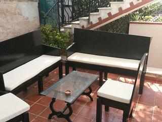 Cinzia's corner in Mondello