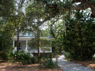 Palm Cottage, Bald Head Island