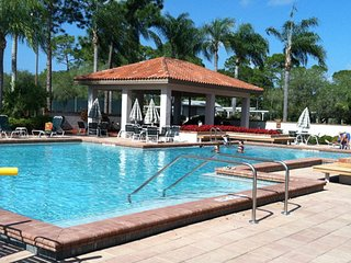 Amazing resort style vacation living in North Fort Myers at our 2 bedroom/2 bath