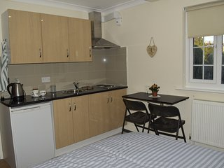Cosy and comfy Double room with en-suit, kitchennet and breakfast