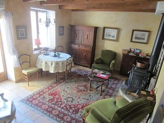 Living/dining on ground floor