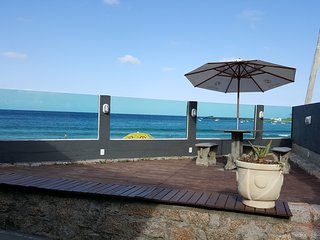 Casa Frente ao Mar, praia maravilhosa!