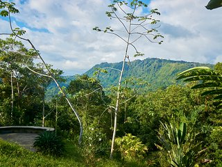 Jungle Getaway in the Hills Above Dominical, Close to the Beach!