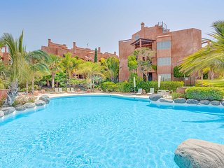 Tenerife luxury apartament sea front
