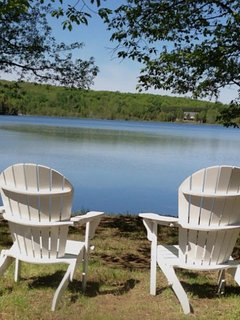 Can you picture yourself here sipping a glass of wine, reading a book and just doing nothing!