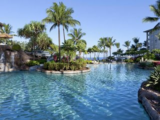 2BR villa at Westin Ka'anapali Ocean Resort Villas north July 1-8, 2017