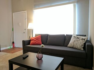 Comfy, Luxurious 1 Bed Close to Stanford and VA Hospital in Palo Alto!