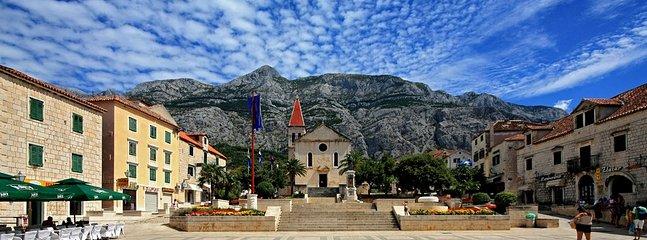 Altstadt von Makarska