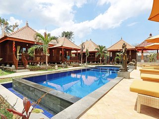 TWO BEDROOMS  SLEEP COZY AT DREAM BEACH COTTAGES LEMBONGAN CLOSE TO THE BEACH, Nusa Lembongan
