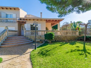CASSANDRIA - Chalet for 8 people in Montferrutx ( Colonia de Sant Pere)