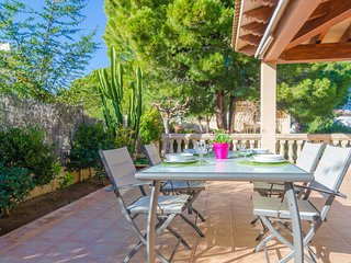 TAMARELL - Chalet for 8 people in Montferrutx (Colonia de Sant Pere)