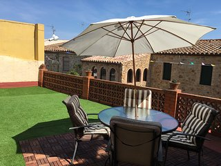 Preciosa terraza en zona tranquila - 5 +bebé, Pals